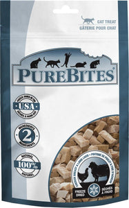 PureBites Chicken Breast & Lamb Liver Freeze Dried Cat Treats