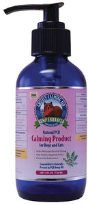 Grizzly Hemp Enhanced Calming Product for Dogs & Cats