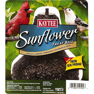 Kaytee Sunflower Treat Bell