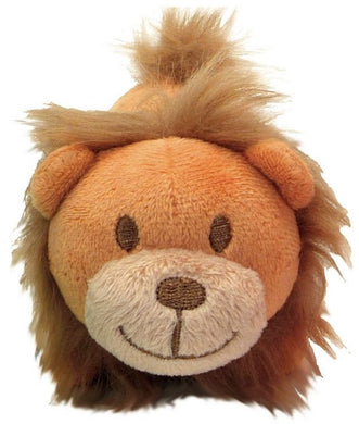 Li'l Pals Ultra Soft Plush Lion Squeaker Toy