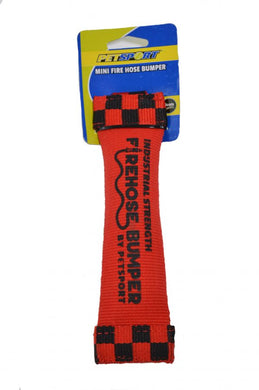 Petsport Mini Fire Hose Bumper
