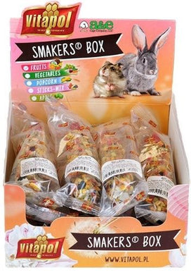 A&E Cage Company Smakers Fruit Sticks for Small Animals