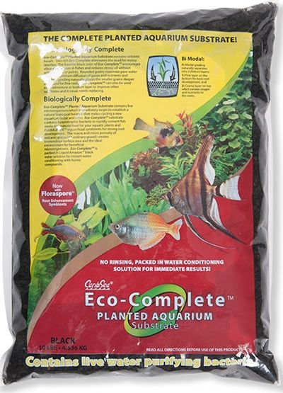 CaribSea Eco-Complete Planted Aquarium Substrate