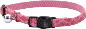 Coastal Pet New Earth Soy Adjustable Cat Collar - Rose