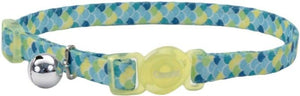 Coastal Pet Safe Cat Breakaway Collar Lime Teal