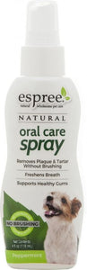 Espree Oral Care Spray - Peppermint Flavor