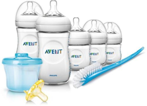 Philips Avent BPA Free Natural Infant Starter Gift Set 1 Philips AVENT
