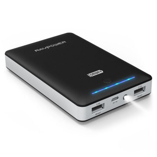 [Upgraded Capacity] RAVPower 16750mAh Portable Charger Most Powerful 4.5A Out...
