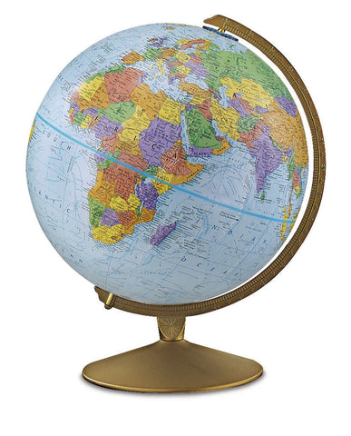 Explorer English 12-inch Tabletop Globe