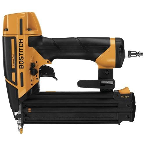 Smart Point 18GA Brad Nailer Kit 2 1/8'' Oil Free, Smart Point Brad Nailer BOSTITCH BTFP12233 Buy Now