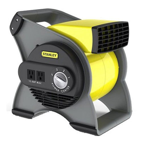 High Velocity Blower Fan Yellow Stanley 655704 Buy Now