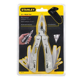 12-in-1 Multi Tool Glossy Exclusive Paper Stanley 84-519K Buy Now