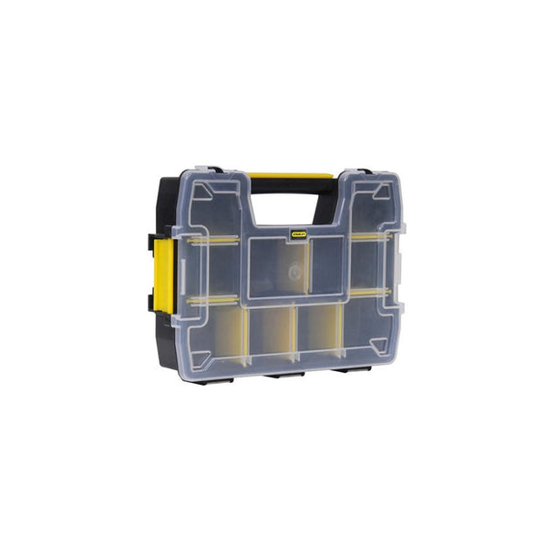 Sort Master Light Organizer Black/Yellow STANLEY STST14021 Buy Now