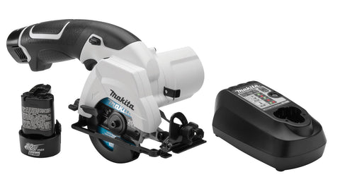 12V max Lithium-Ion Cordless 3-3/8-inch Circular Saw Kit Makita SH01W Buy Now