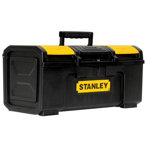 One-Latch Toolbox 19-Inch Black Stanley STST19410 Buy Now