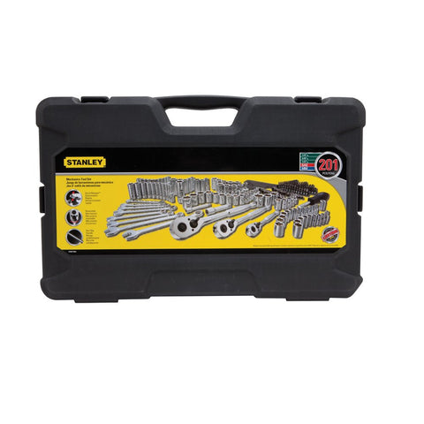 201-Piece Mechanics Tool Set Stanley STMT71654 Buy Now