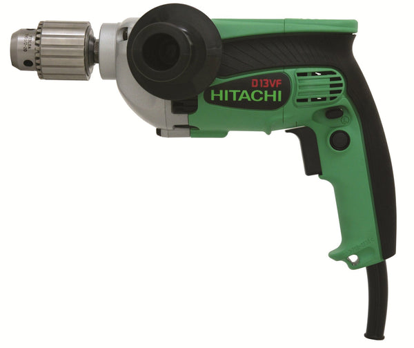 1/2-inch 9-Amp Drill EVS Reversible 850 RPM Hitachi D13VF Buy Now