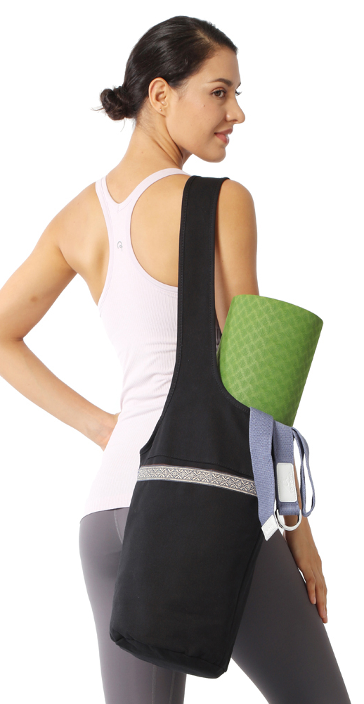 #FDK-061-Fodoko Extra large yoga bag - with long sling, perfect to fit everything