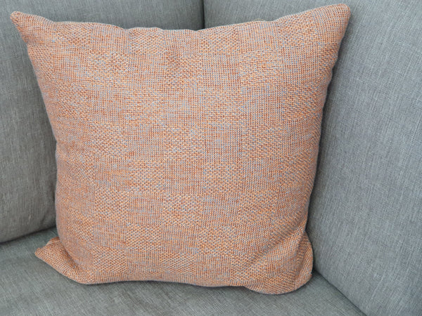 Scatter cushions -plain coloured woven extra soft
