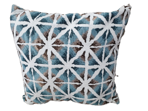 Scatter Cushions Patterened - woven texture Durable and easy to clean