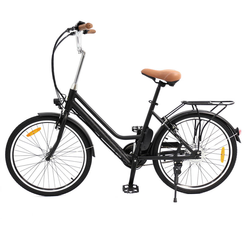 Electric bike Cruiser -great for recreational riding with soft plush designed seat