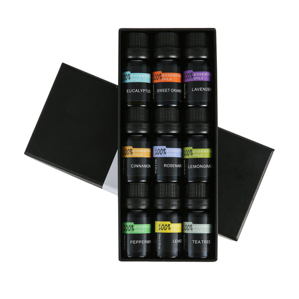 Essential Oil - The Explorers kit -Perfect collection of 9 essential oils to explore new fragrances