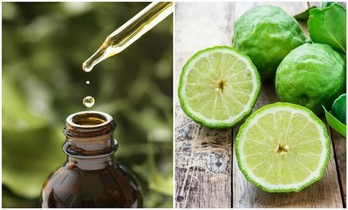 Essential oil -Bergamot  (Citrus bergamia)  - with slight sweet and spicy aroma