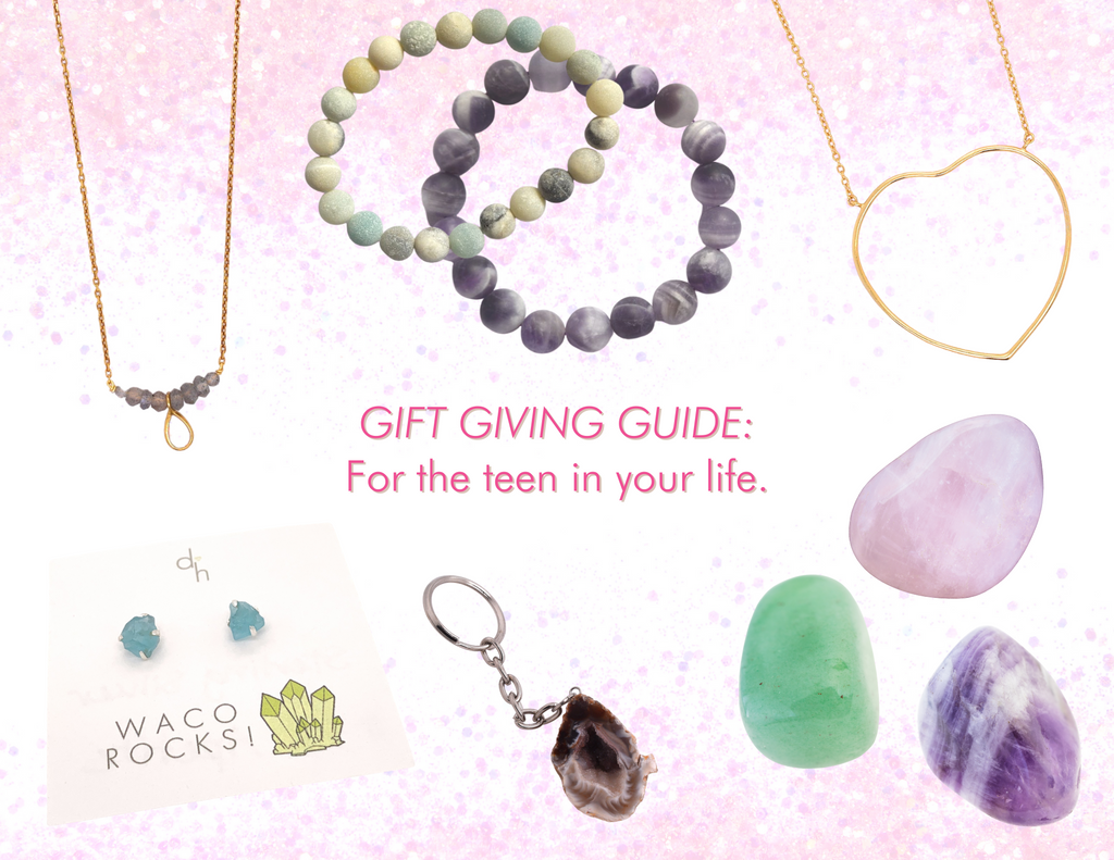 Gift Giving Guide: For the Teen in Your Life