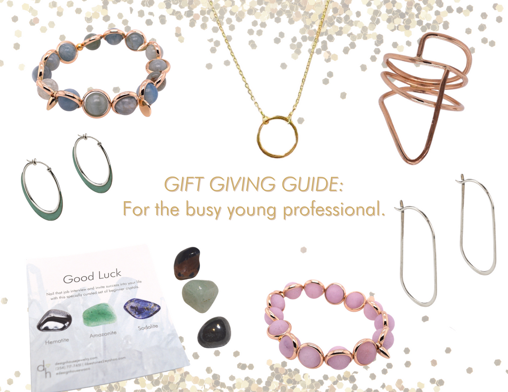 Gift Giving Guide: For the busy young professional in your life