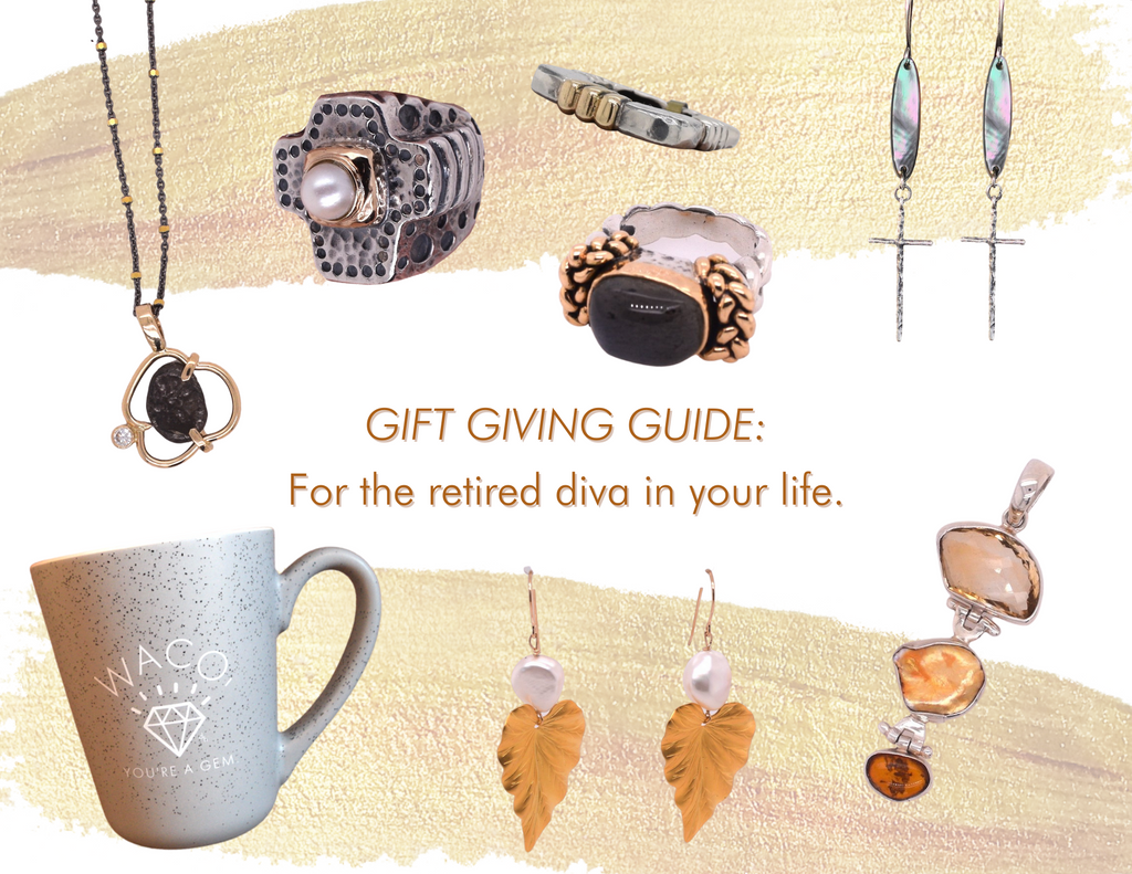 Gift Giving Guide: For the Retired Diva in Your Life!