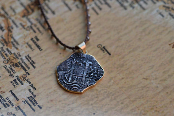 ancient coins custom necklace