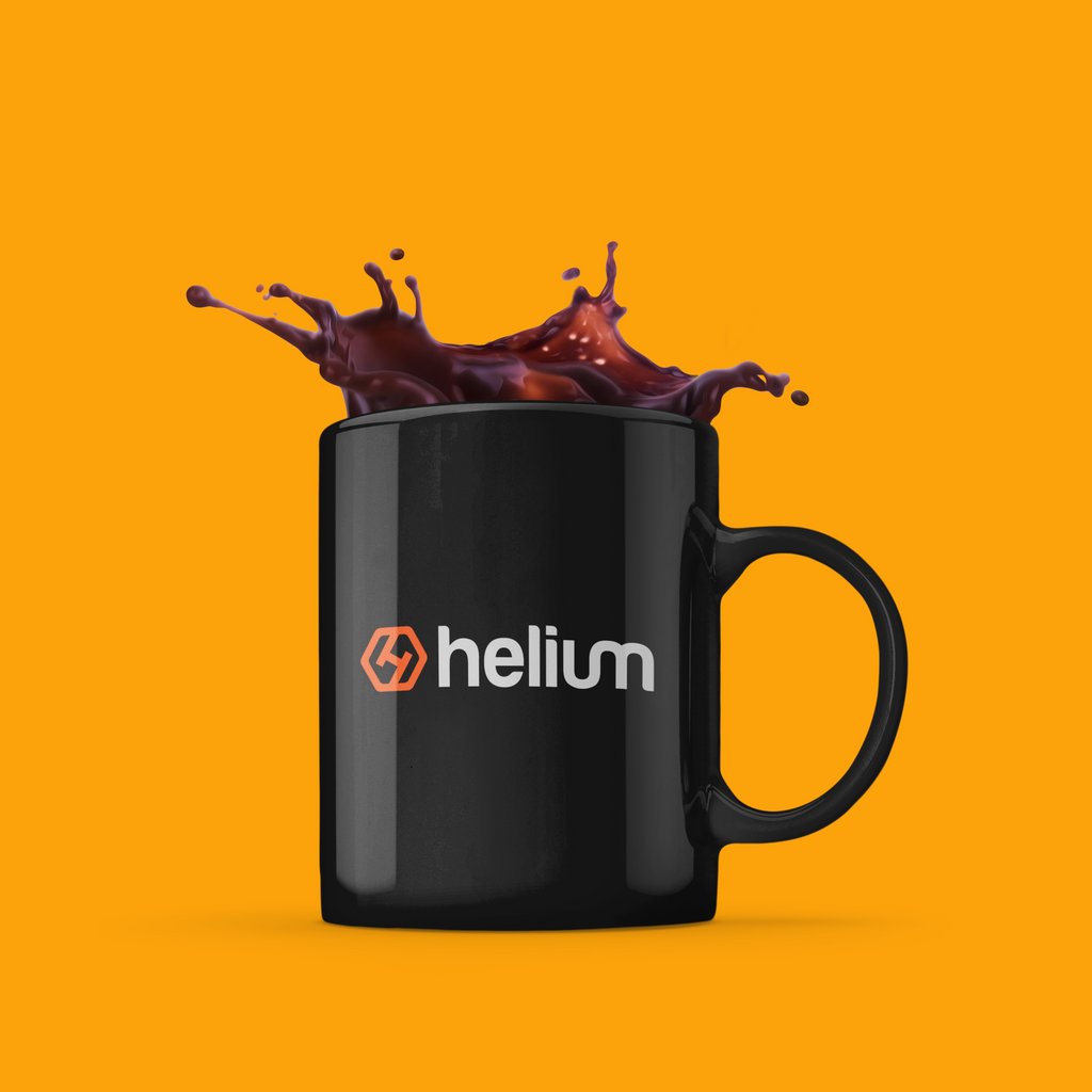 Helium PC Coffee Mug