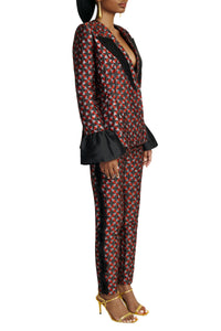 Washington Roberts Suit - Refleex blazer and Tafawa Pant-Trousers- Womens