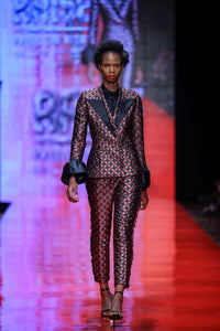 Washington Roberts Suit - At Arise Fashion Week Lagos