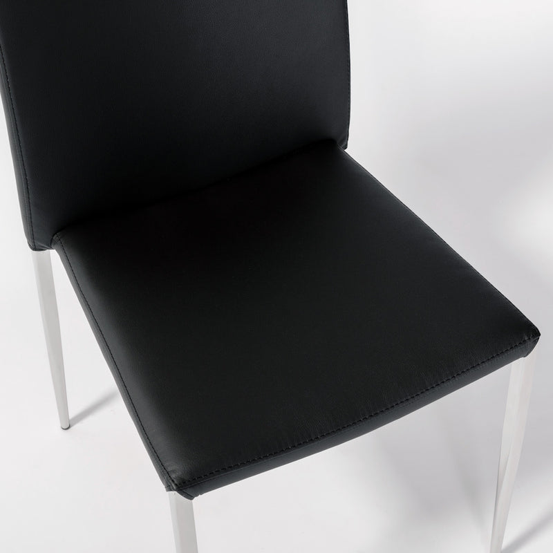 Diana Stacking Side Chair - Set Of 2