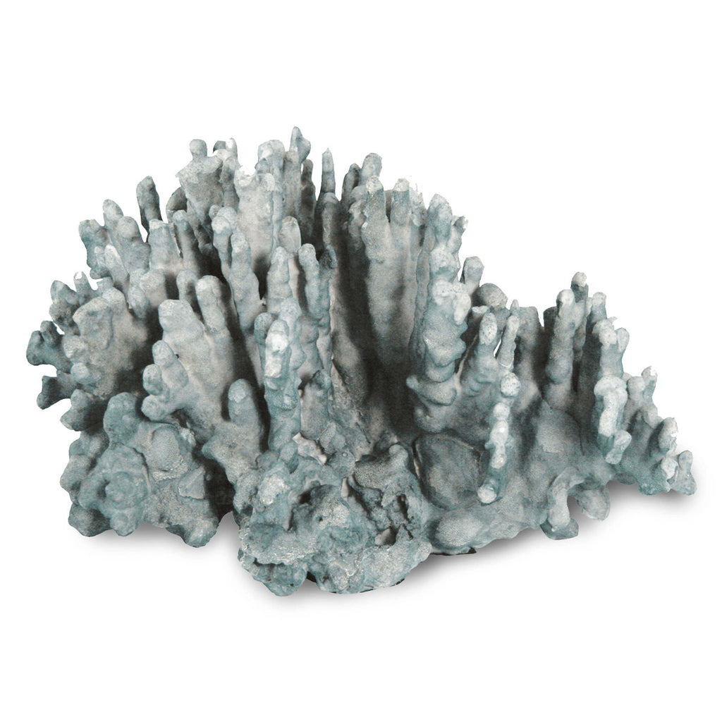 Blue Coral Art Piece Large