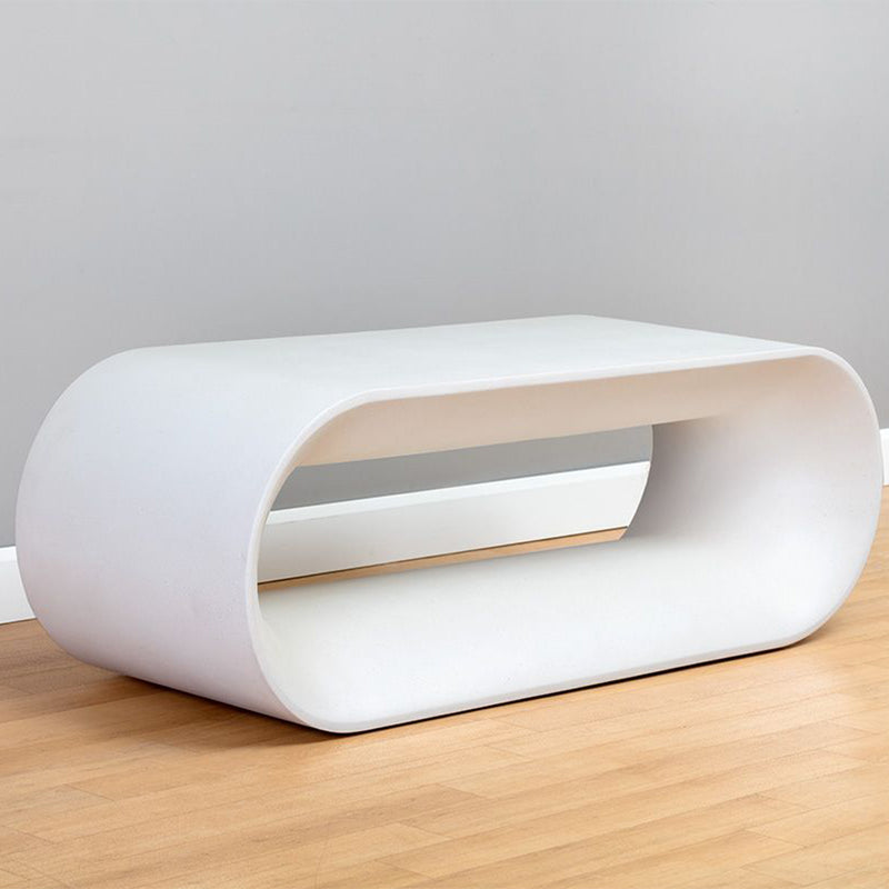 Capsule Bench - White