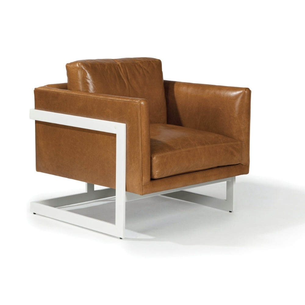Design Classic 989 Lounge Chair by Milo Baughman 1968