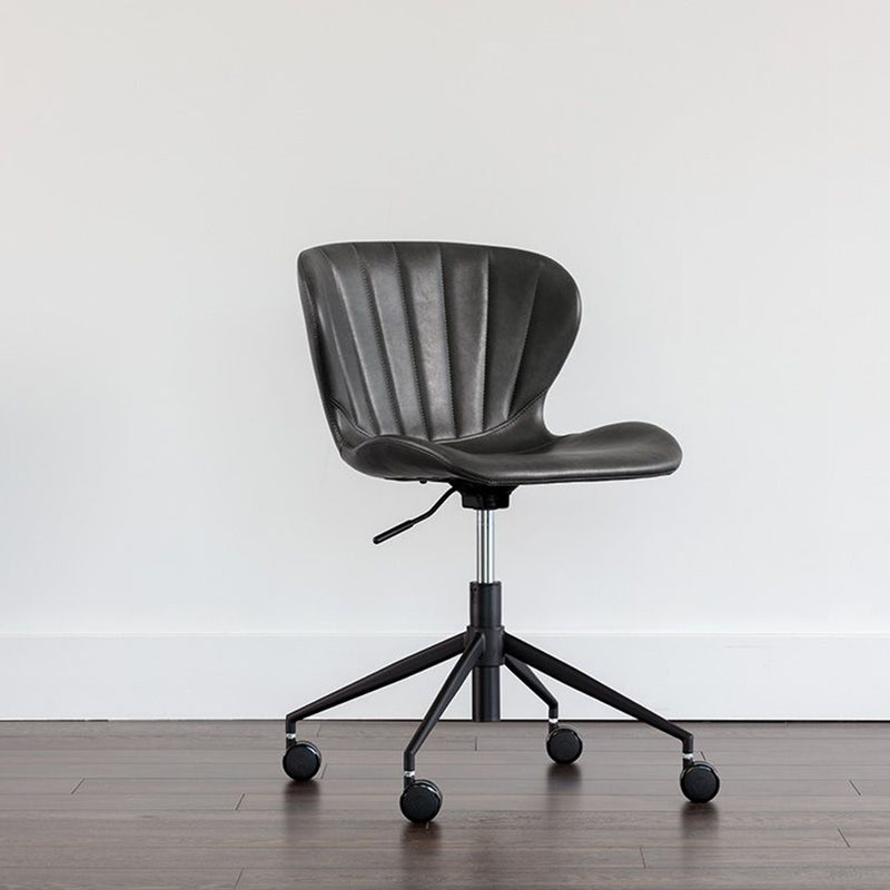 Arabella Office Chair - Bravo Portabella