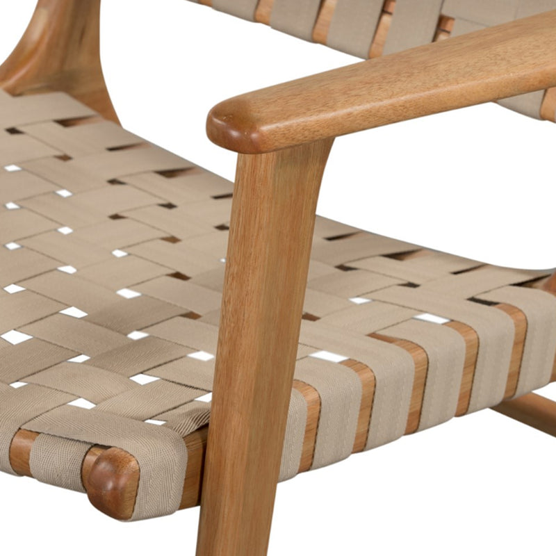 Outdoor Chair-Auburn  Eucalyptus