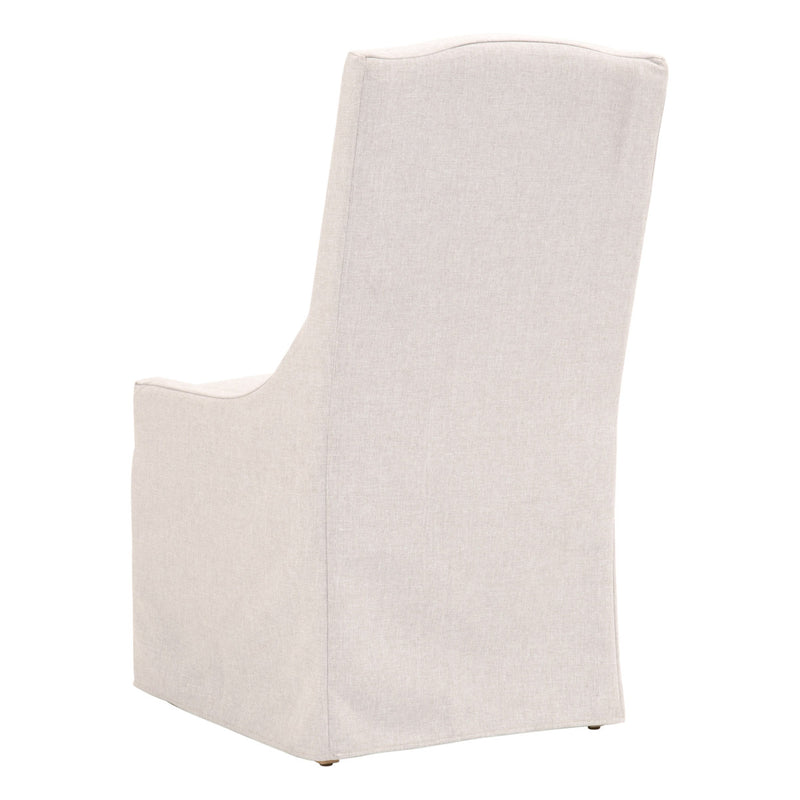 Adele Outdoor Slipcover Dining Chair