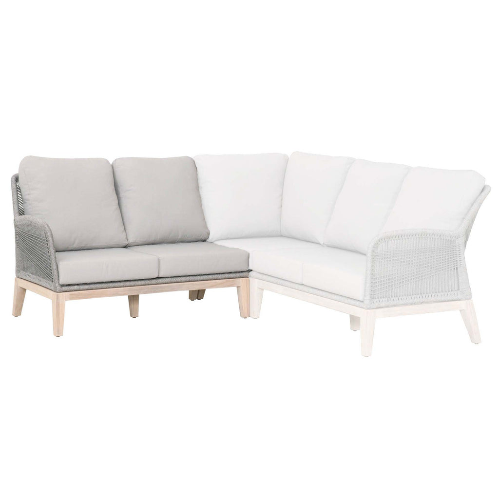 Loom Outdoor Modular LF 2-Seat Sofa