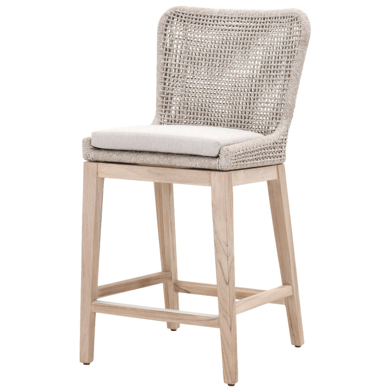 Mesh Outdoor Counter Stool