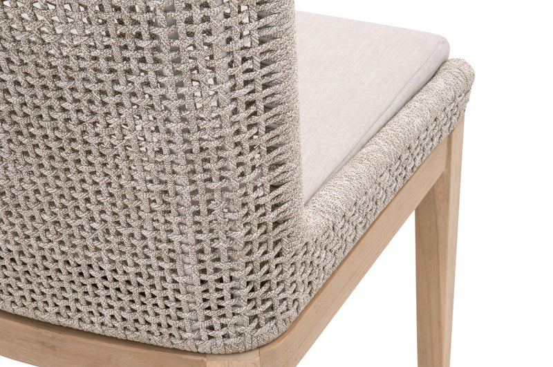Mesh Outdoor Dining Chair