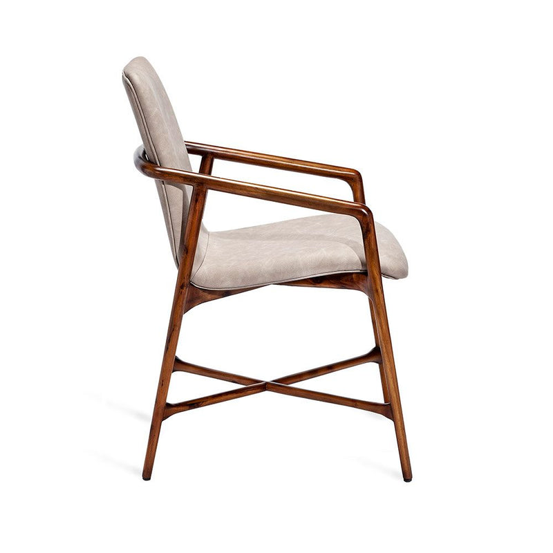 Benoit Dining Chair - Taupe