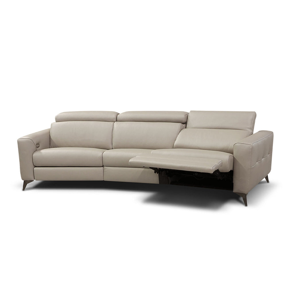 Morfeo Curved Sectional