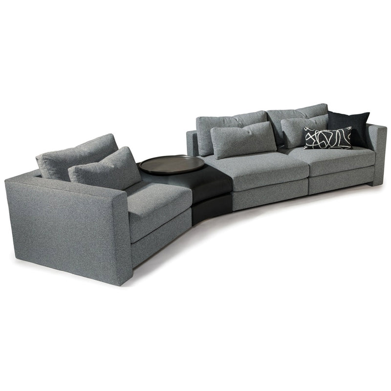 Straight Up Sectional Sofa