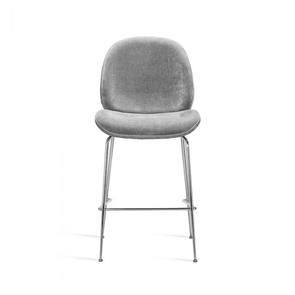 Luna Counter Stool - Ocean Grey