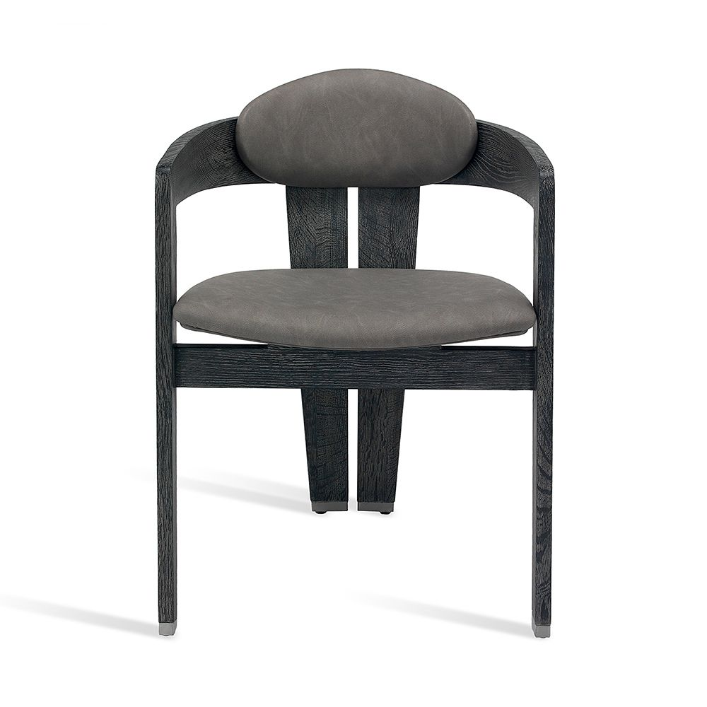 Maryl Accent Chair - Charcoal