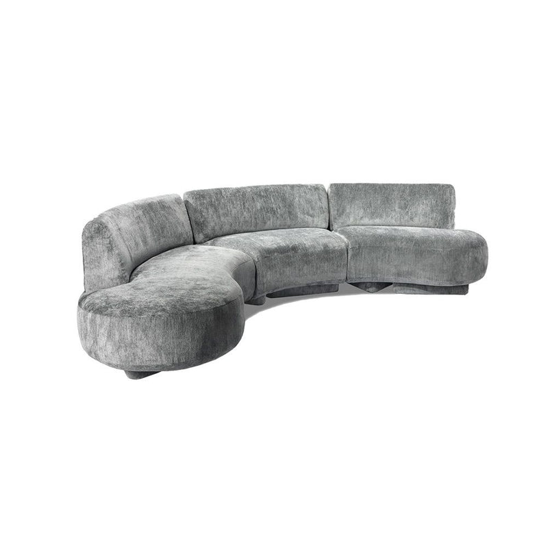 Nuage Sectional /Geometric Base